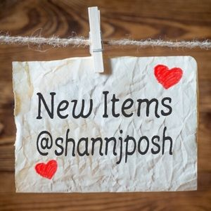 Other - NEW ITEMS!! Please share